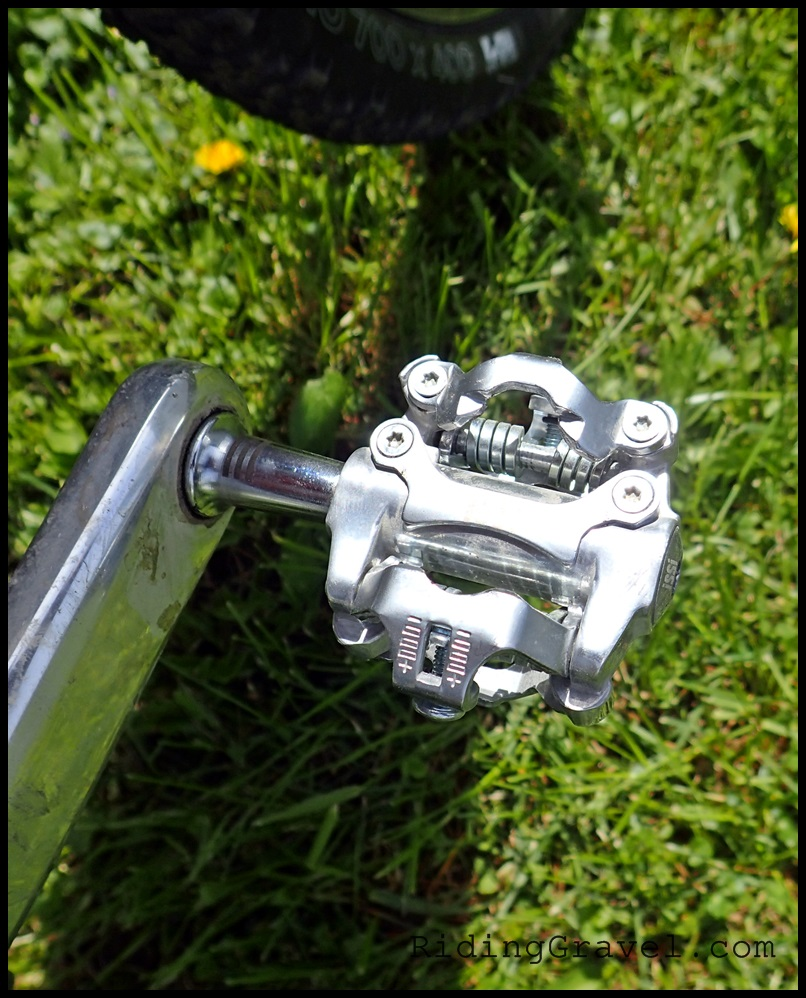 clipless pedal