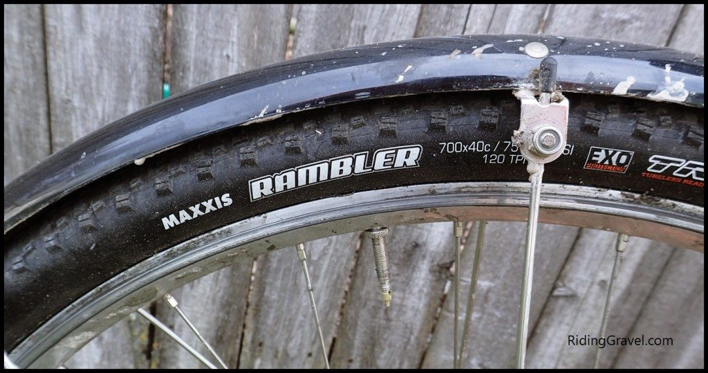 Maxxis Rambler 40mm