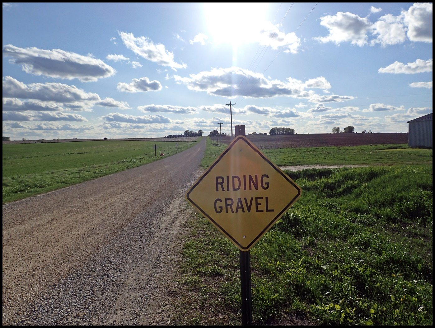 Riding Gravel Supports The Almanzo 100