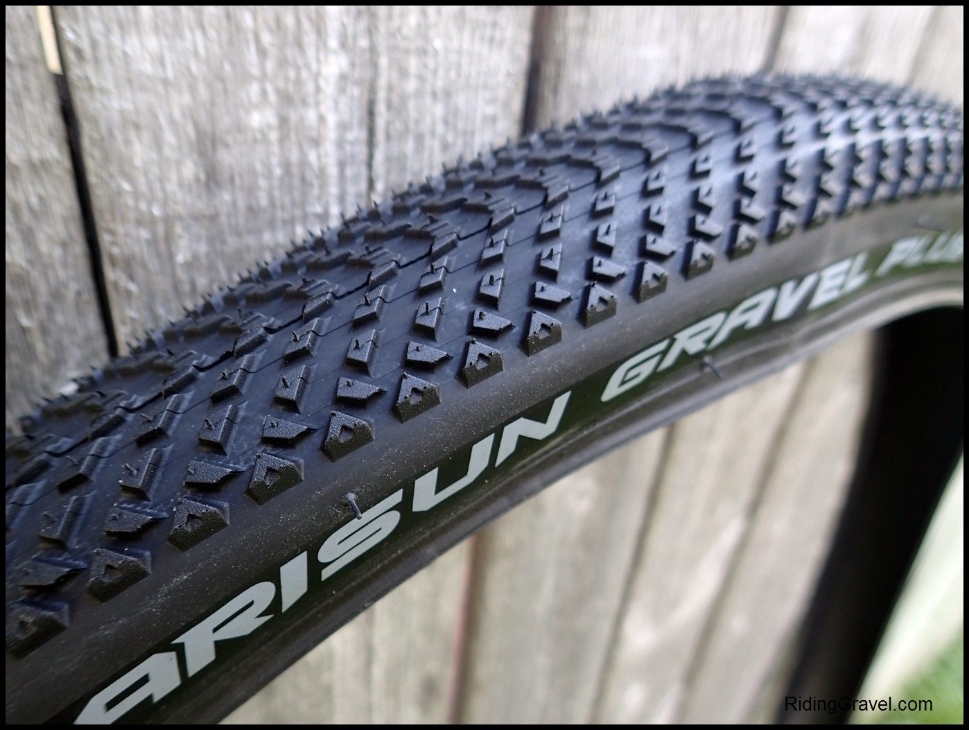 Fresh Gravel: Arisun Gravel Plus 40 Tires