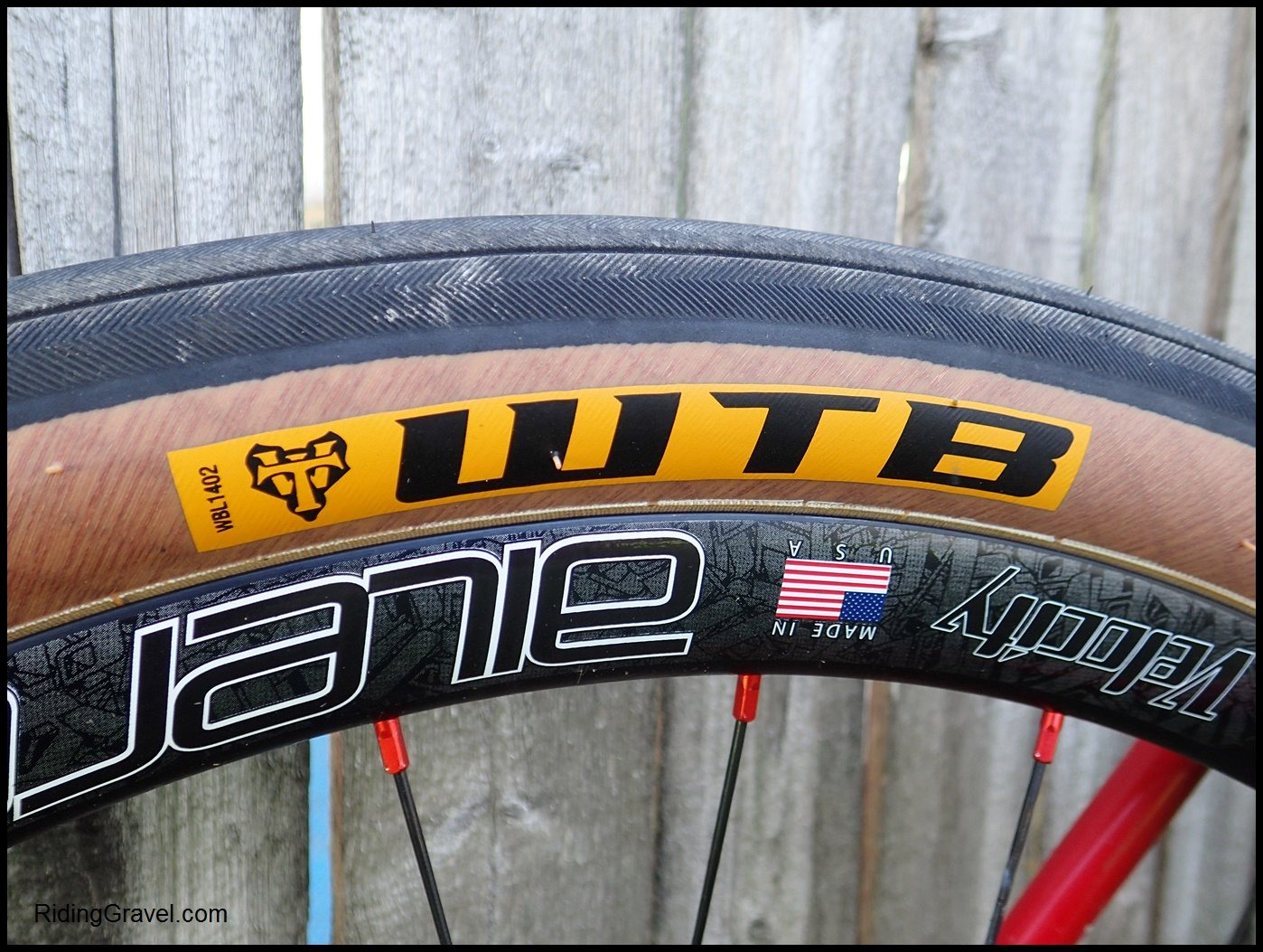 The 650B Test: Getting Rolling