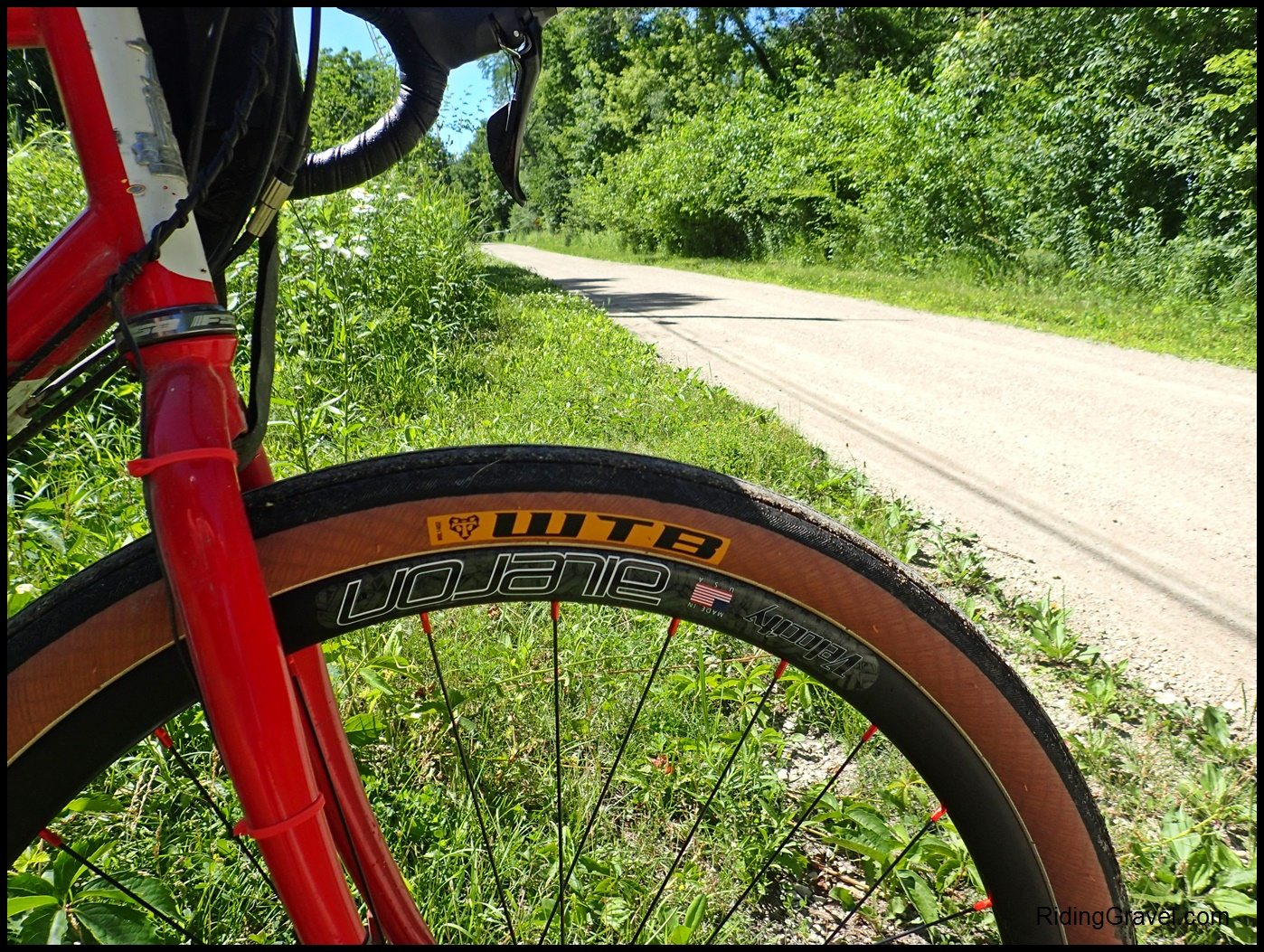 The 650B Test: WTB Horizon 47 Tire