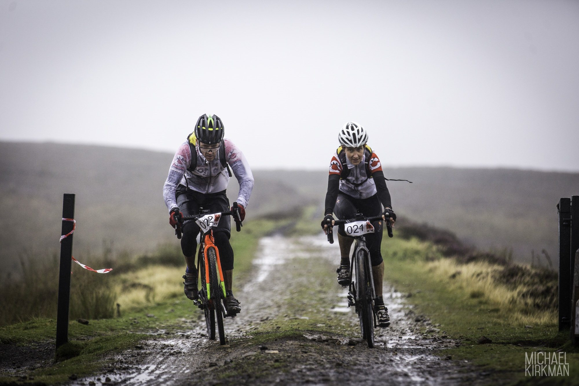 Yorkshire True Grit Race Report