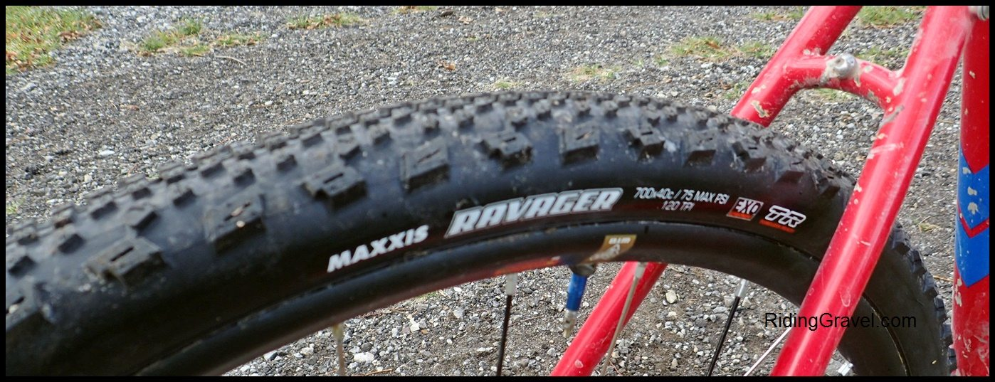 Maxxis Ravager 40: At The Finish