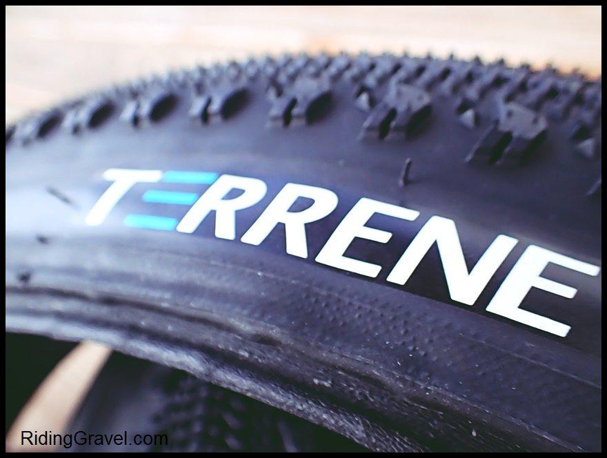 Terrene Tires Elwood: Getting Rolling