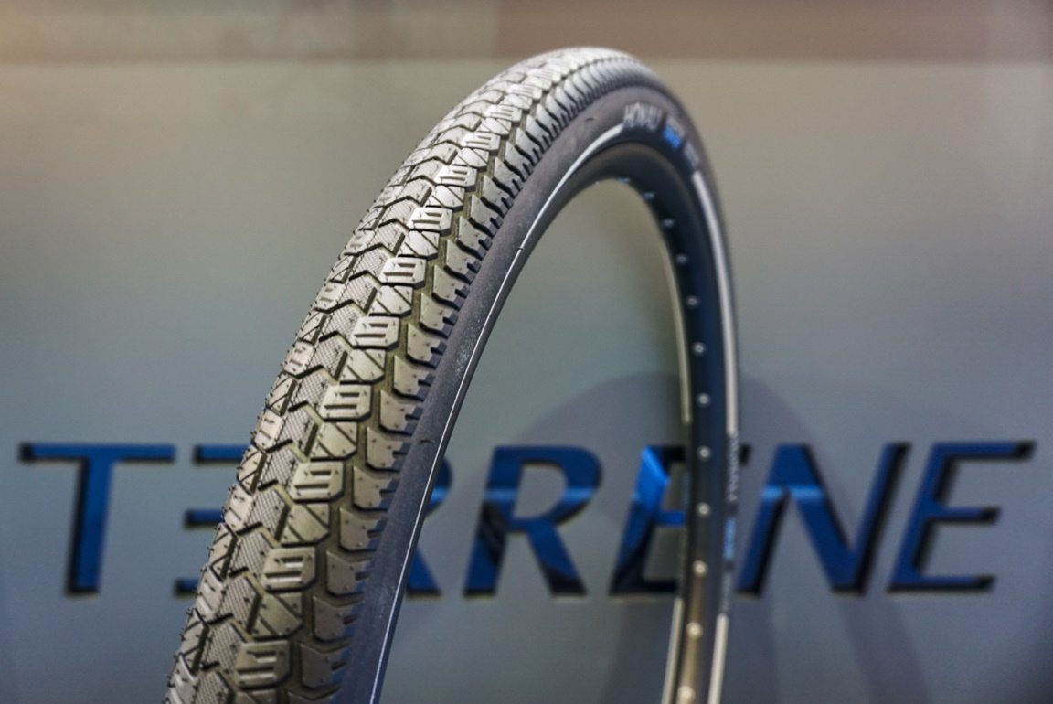 Fresh Gravel: Terrene Tires Debuts Tubeless Touring Tire