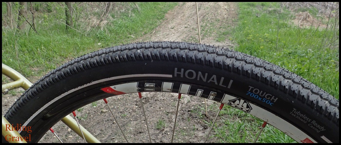 Terrene Tires Honali 50mm: Getting Rolling