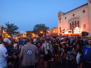 2017 Dirty Kanza 200 start