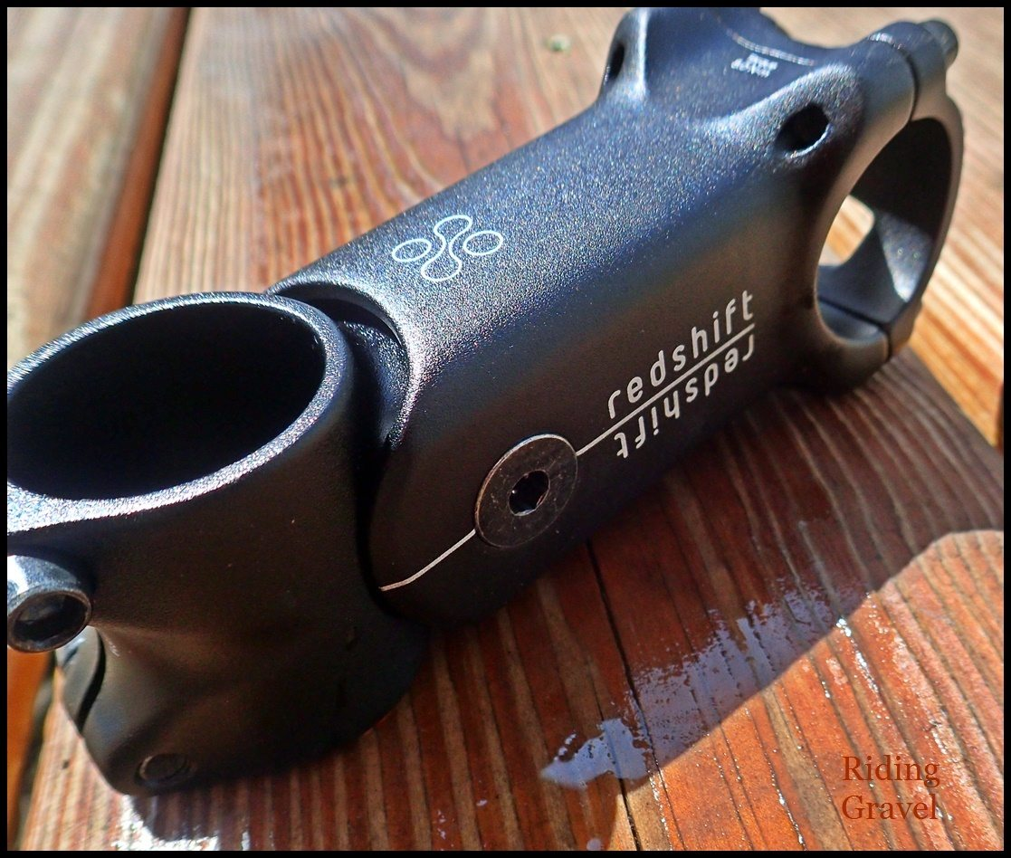 Redshift Sports ShockStop Stem: At The Finish