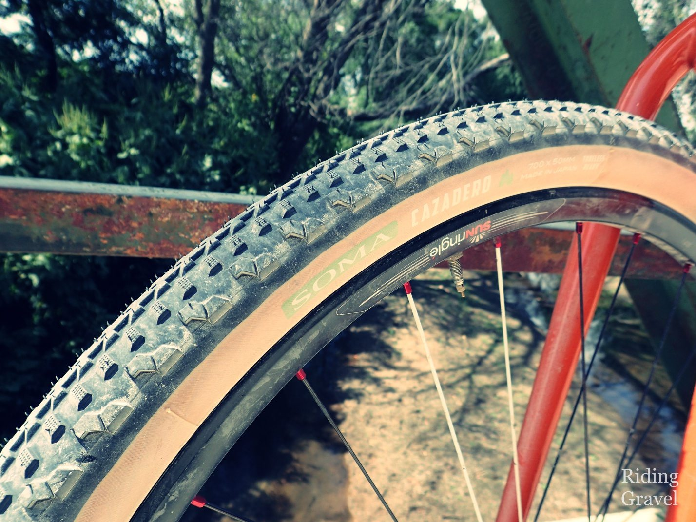 Soma Cazadero 50mm Tire: Quick Review