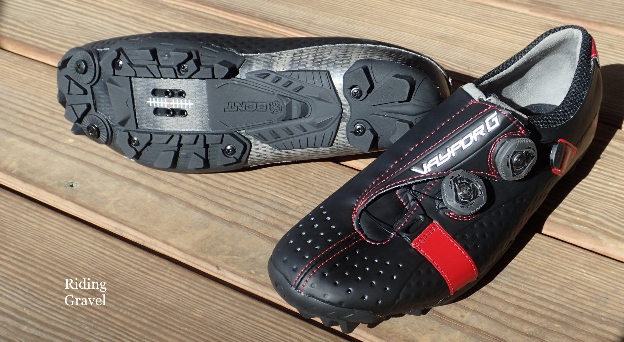 Bont Vaypor G Shoes: Checkpoint