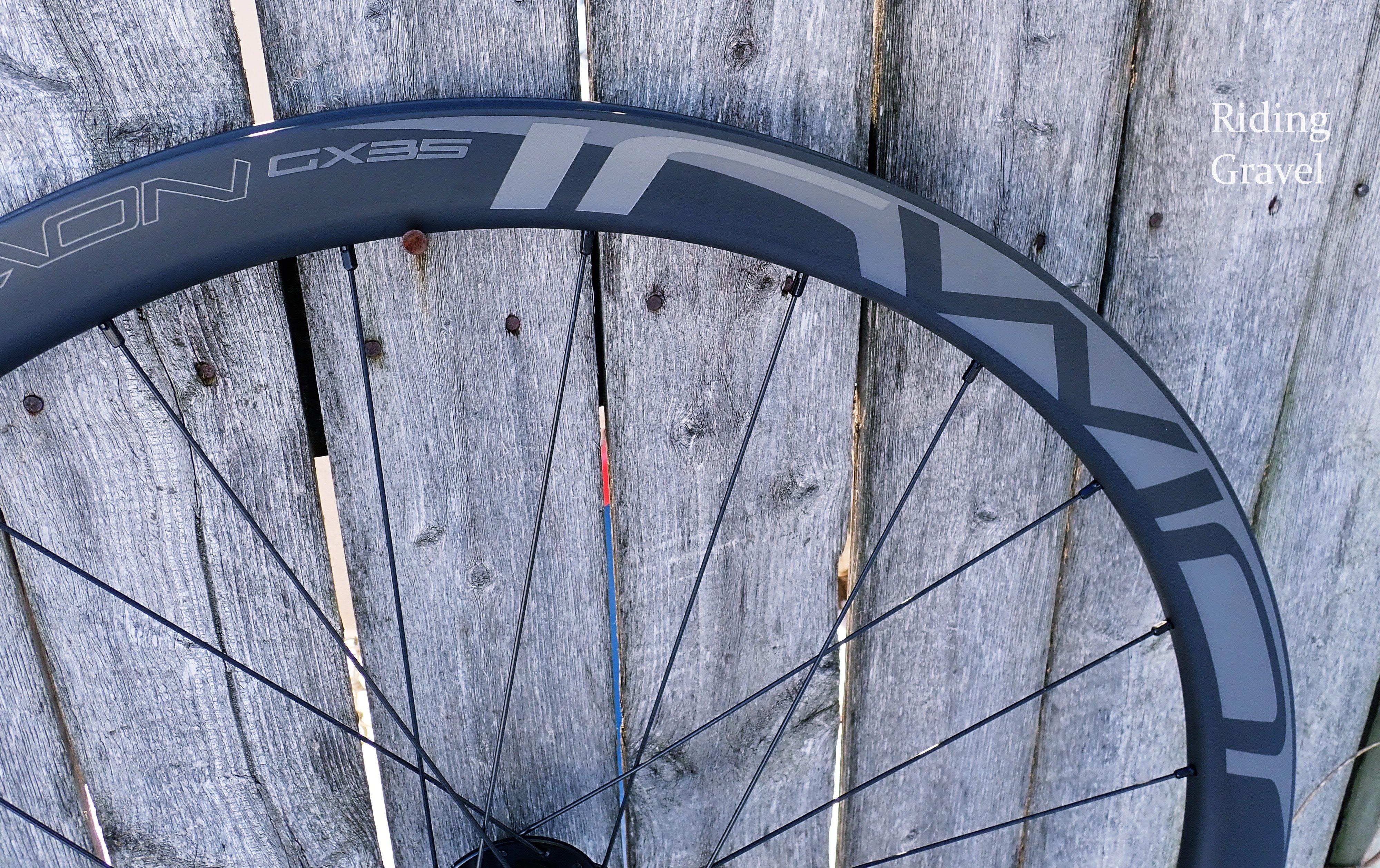 Irwin Cycling Aon GX 35 650B Carbon Wheels: Getting Rolling
