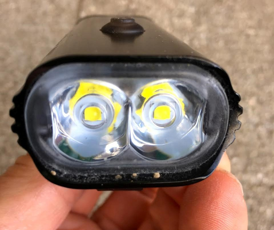 The Riding Gravel Light Round-Up: Lezyne 1100i Power Drive