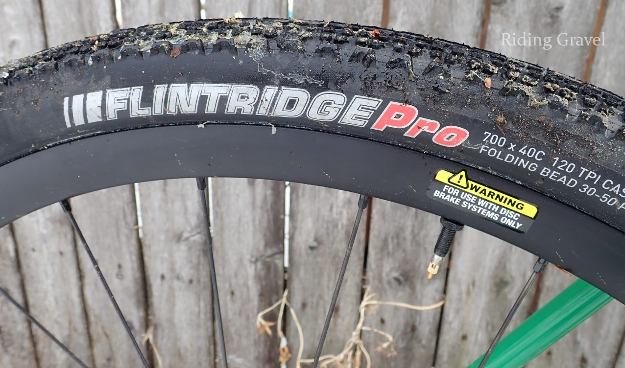 Kenda Flintridge Pro Tires: Getting Rolling