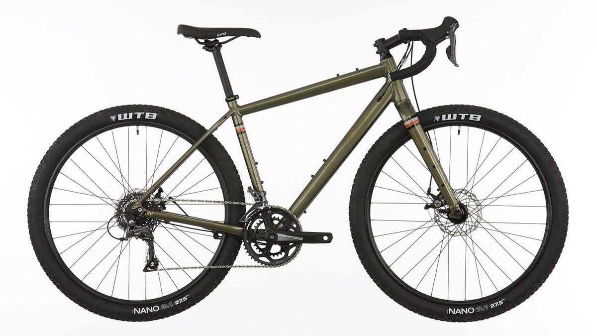 Gravel Grinder News: Salsa Cycles Debuts Journeyman Bikes