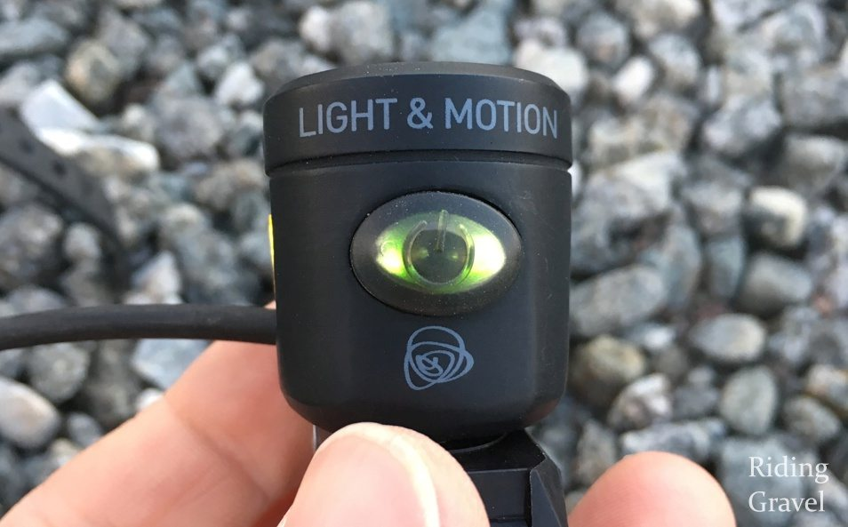 The Riding Gravel Light Round-Up: Light and Motion Imjin 800