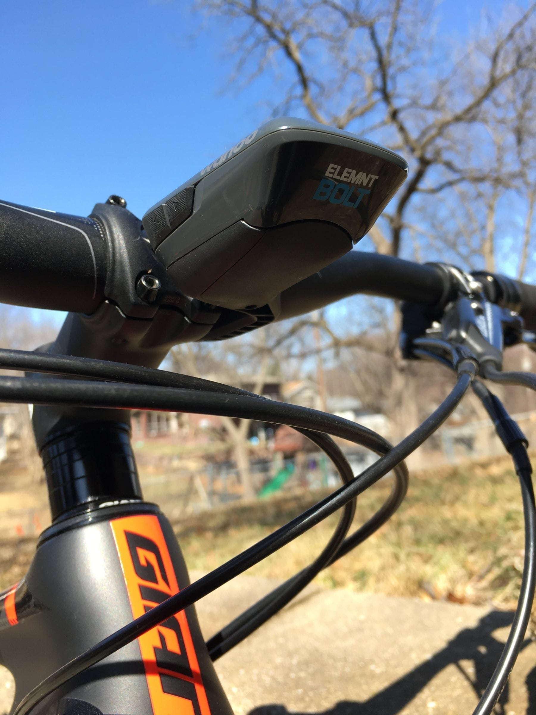Wahoo Elemnt Bolt GPS Cycling Computer: Checkpoint
