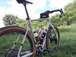 Rova-equipped Lauf True Grit