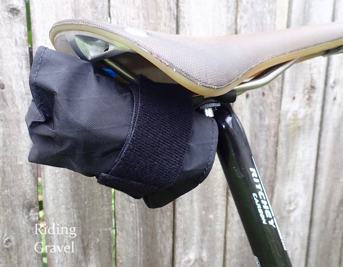 Spurcycle Saddle Bag: Quick Review