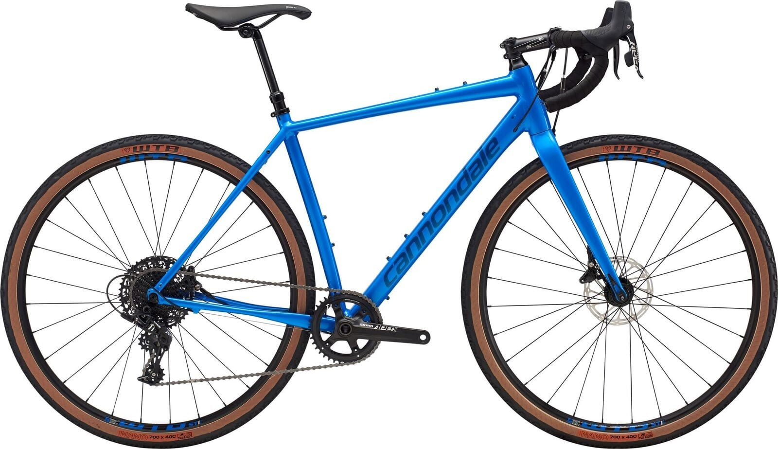 Gravel Grinder News: Cannondale Topstone Debuts