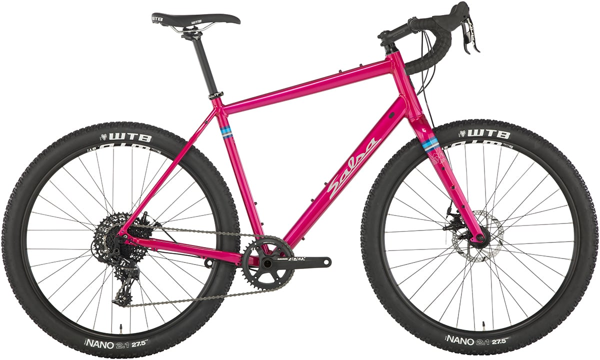 Gravel Grinder News: Salsa Cycles 2019 Models