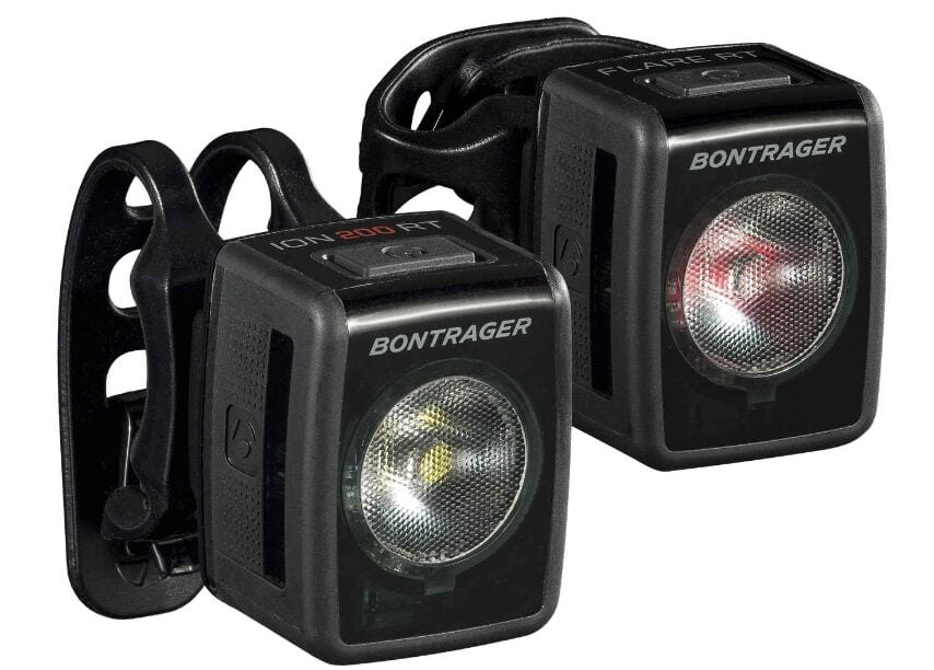 Bontrager Ion 200 RT/Flare RT Lights: Quick Review