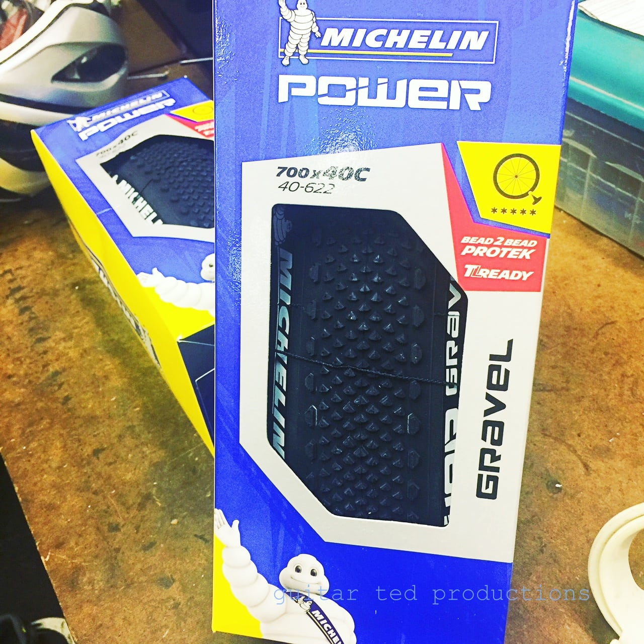 Michelin Power Gravel 35mm and 40mm Tires: Getting Rolling