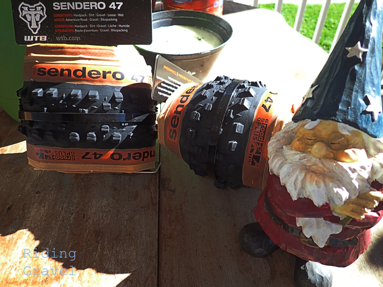 WTB Sendero 650B X 47mm Tires: Getting Rolling