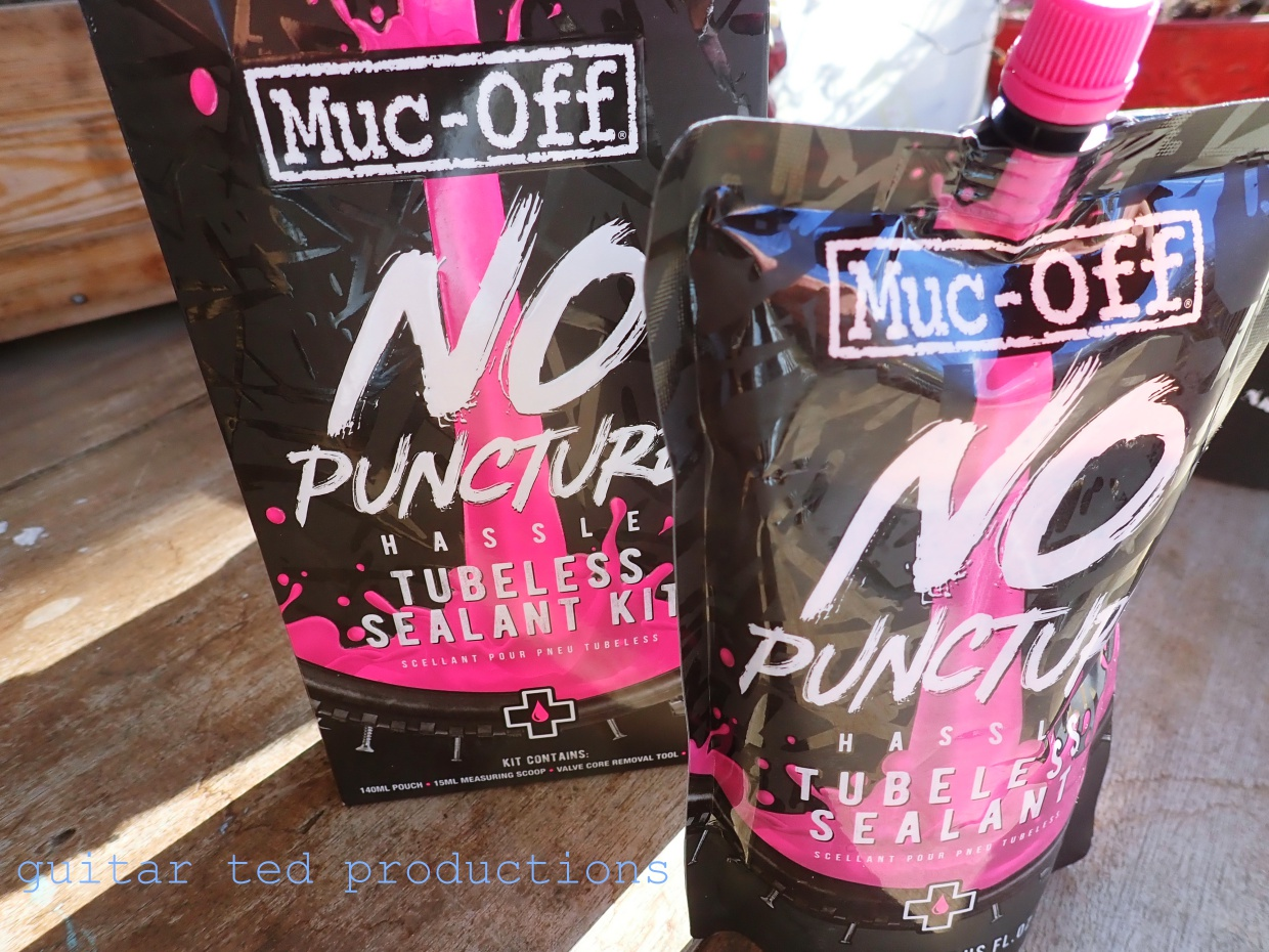 Muc-Off No Puncture Hassle Tubeless Sealant: Quick Review