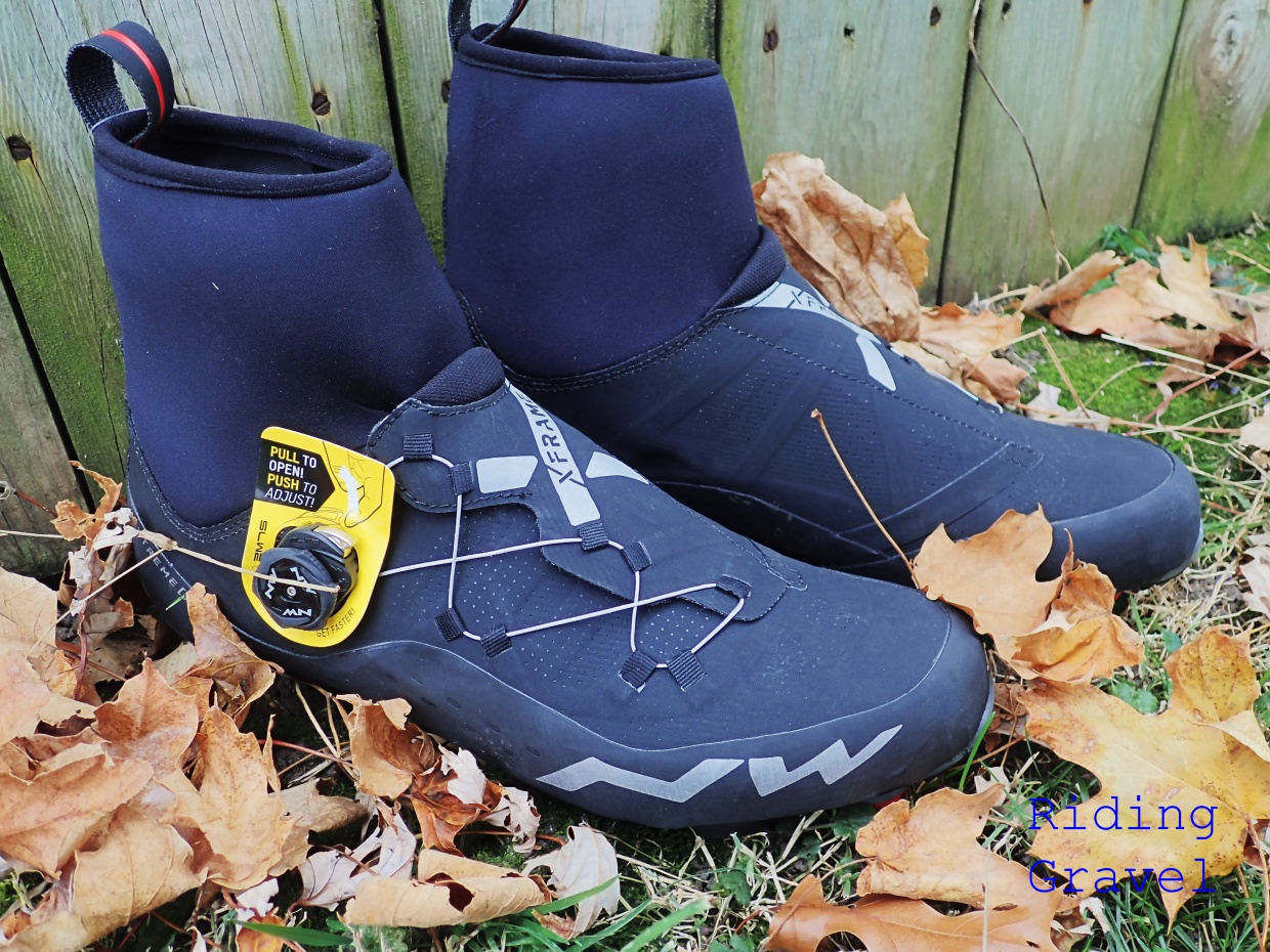 Northwave Extreme XCM 2 GTX Shoes: At The Finish