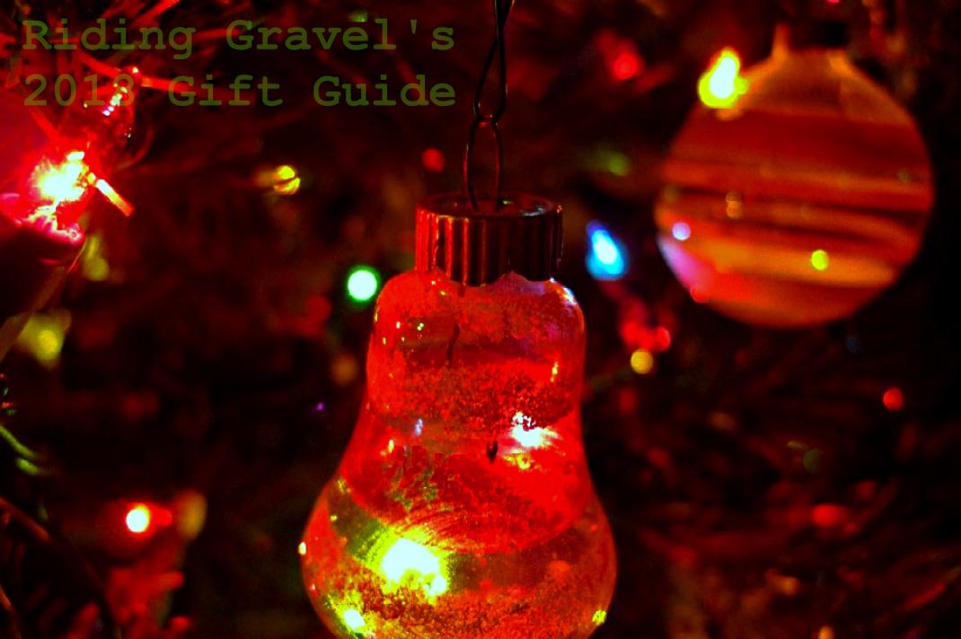 Riding Gravel Gift Guide 2018