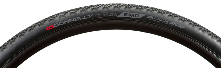 Gravel Grinder News: Donnelly Debuts EMP Gravel Tire