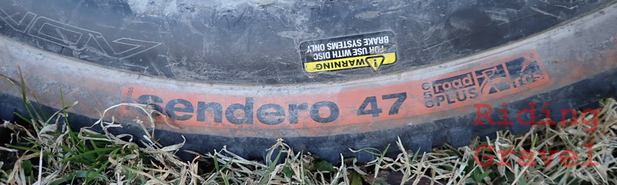 WTB Sendero 650B X 47mm Tires: At The Finish