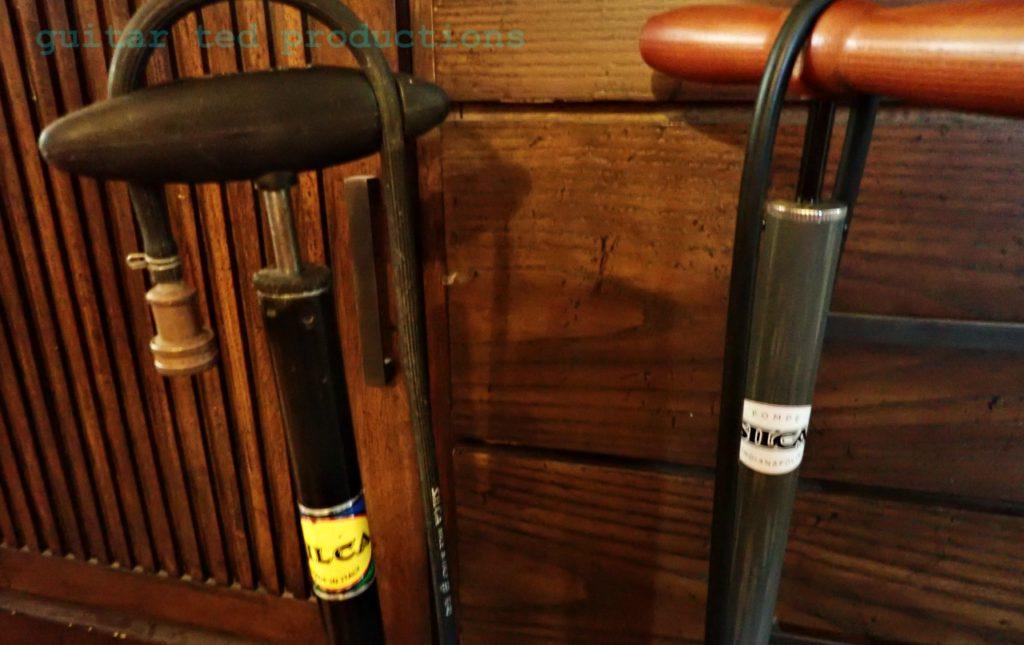 Silca Pista Plus Floor Pump Quick Review Riding Gravel