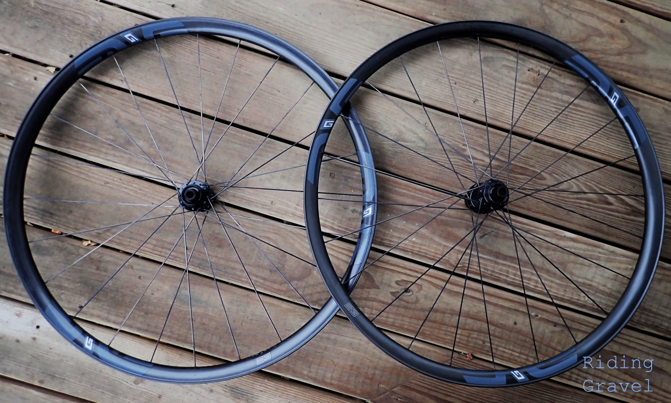 Enve G23 Wheels: At The Finish
