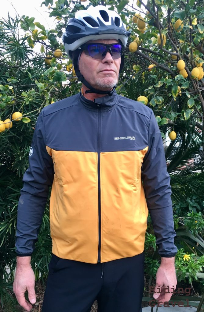 Grannygear wearing the  Endura MT500 Thermo L/S Jersey