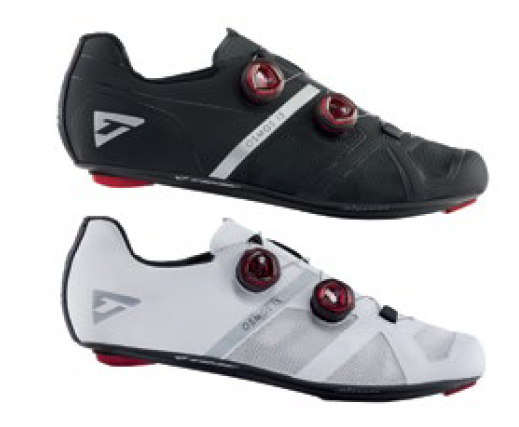 The Time Osmos 15 shoes in black or white
