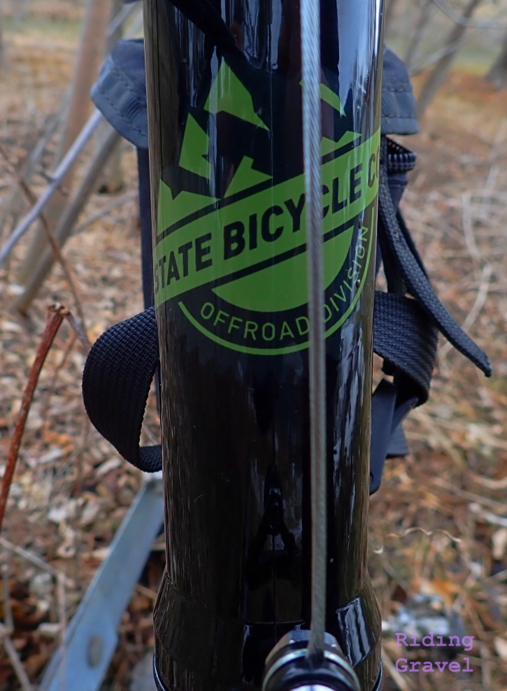 State Bicycle Co. Warhawk: Getting Rolling