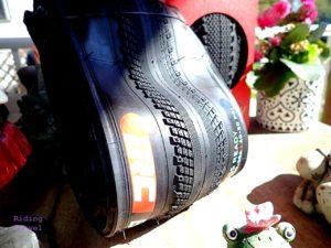 The IRC Boken Plus 650B X 47mm tire