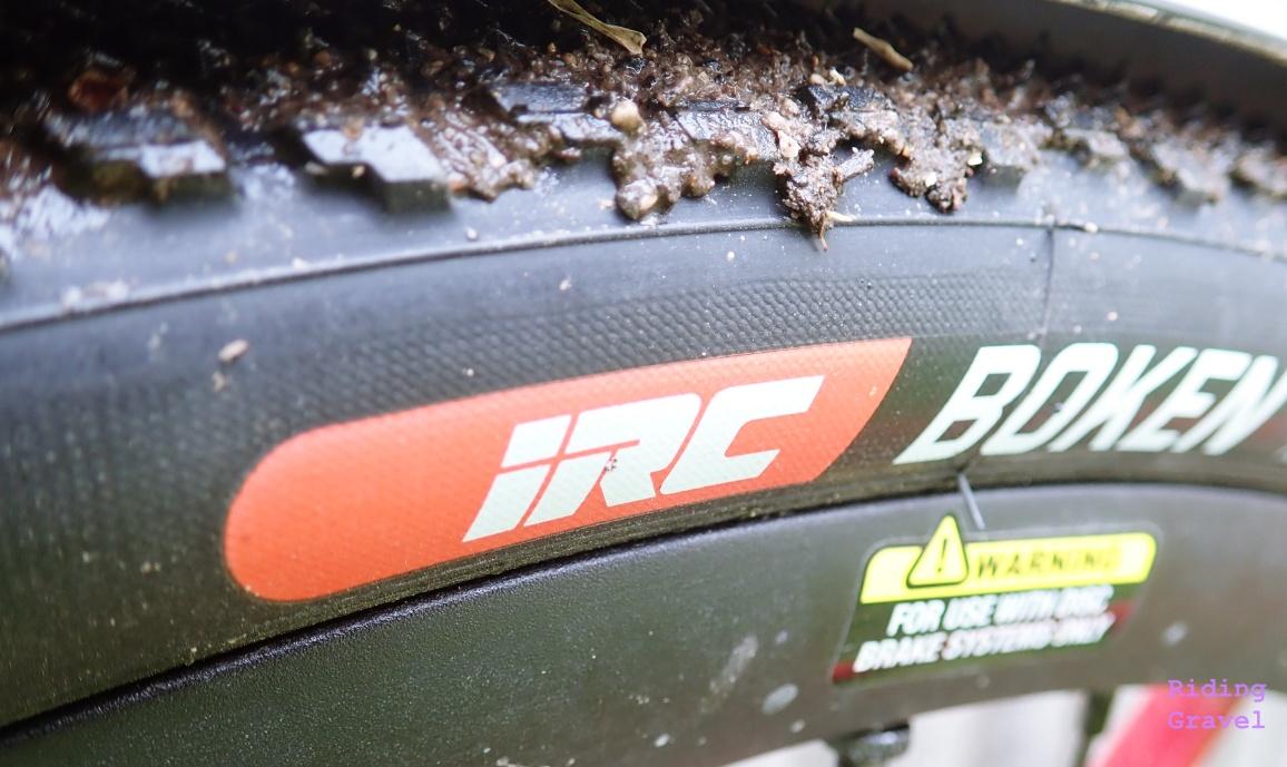 IRC Boken Tires: Getting Rolling