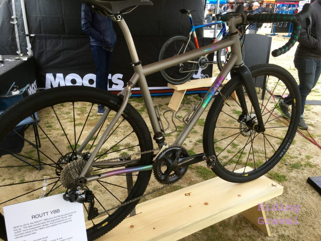Moots YBB Rout 45