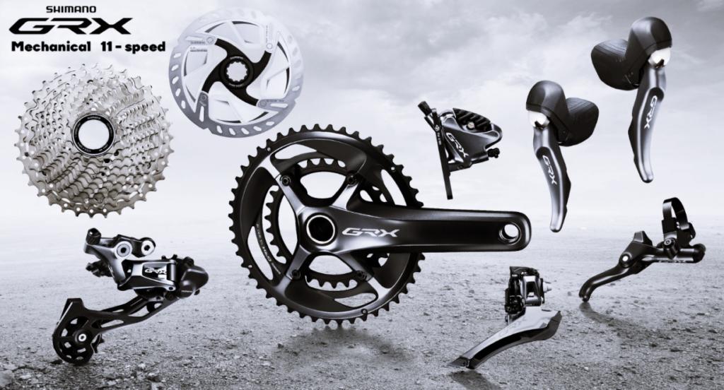 Mechanical GRX 11 speed parts