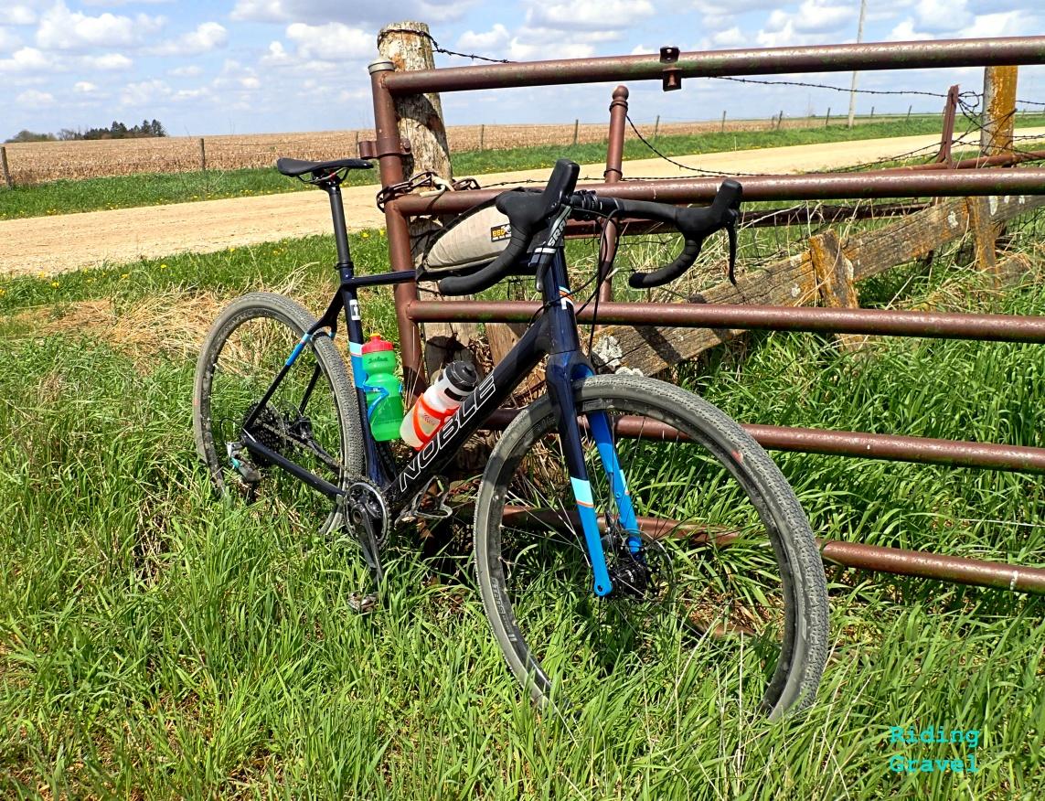 Noble Bikes GX5 Gravel Bike: Checkpoint