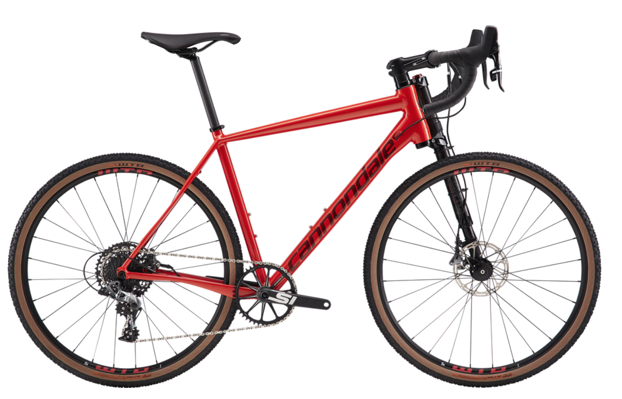 50e76468927 Cannondale Topstone 105: Getting Rolling -
