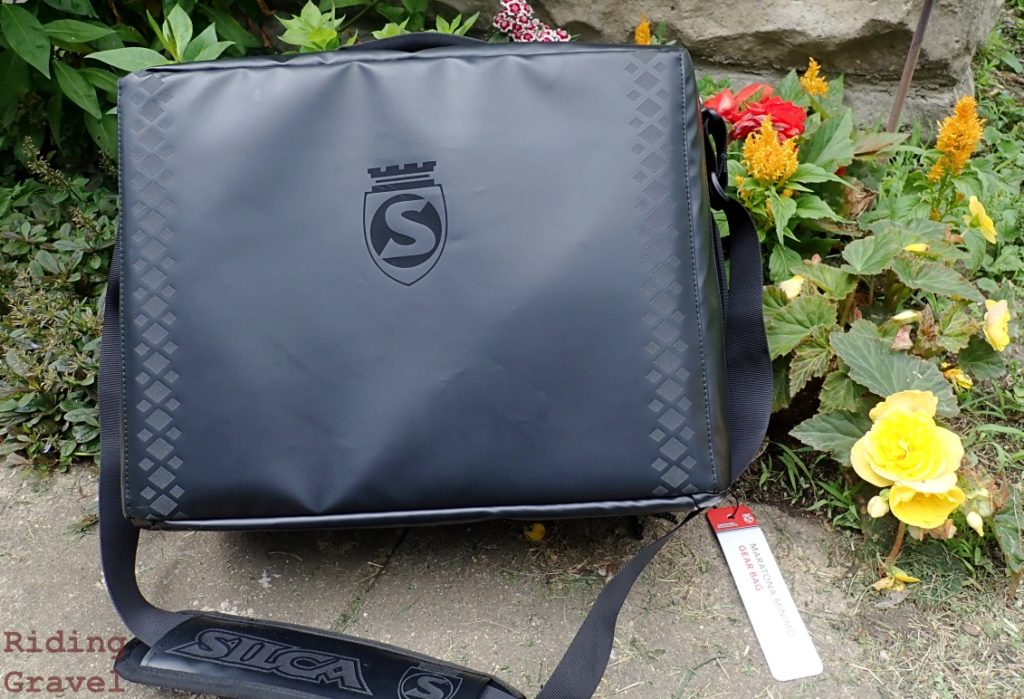 The Silca Maratona Minimo Gear Bag