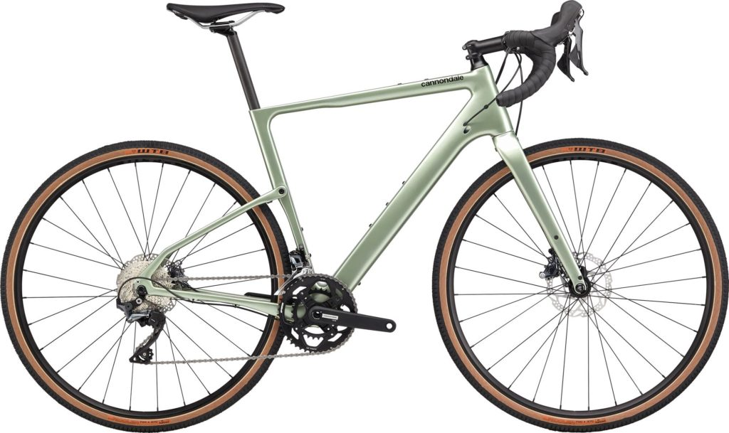 Cannondale Ultegra RX 2 in Agave