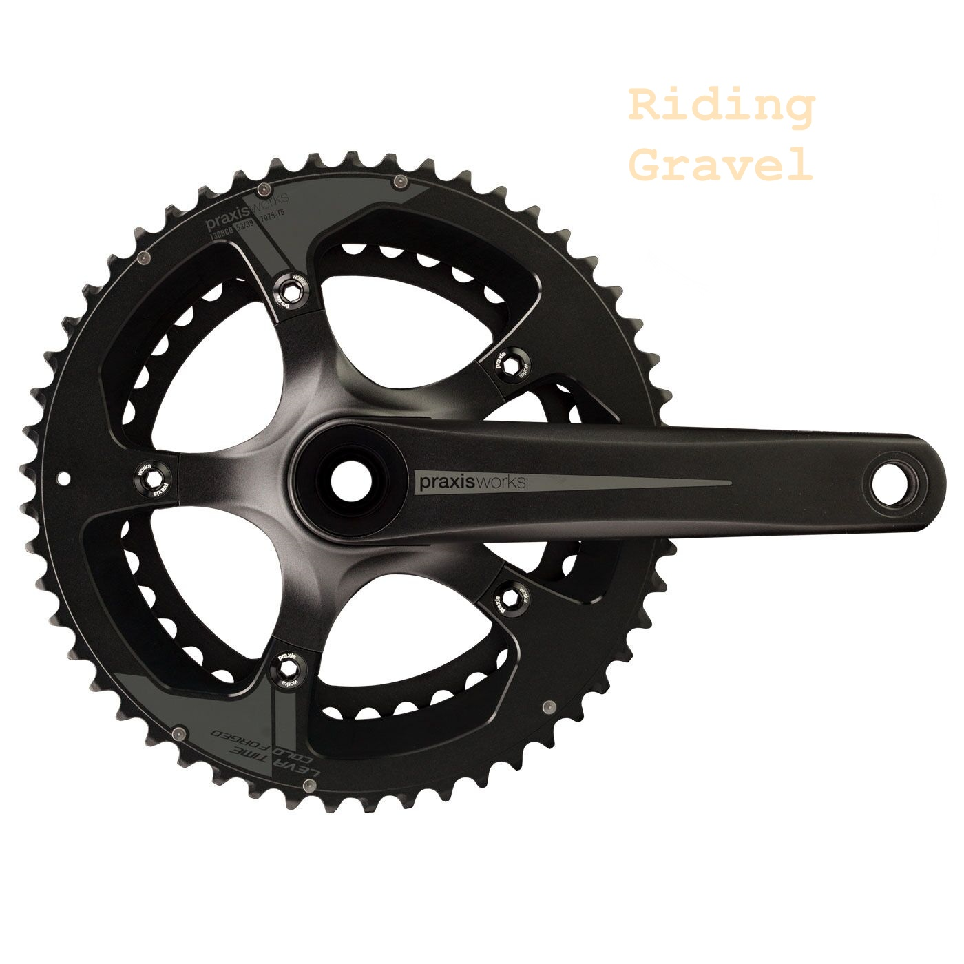 "A Look At Gearing For Gravel – Part ""2X"" (part duex)"