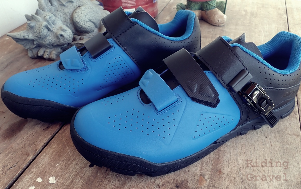 Giant Bicycles Line Shoes: Getting Rolling