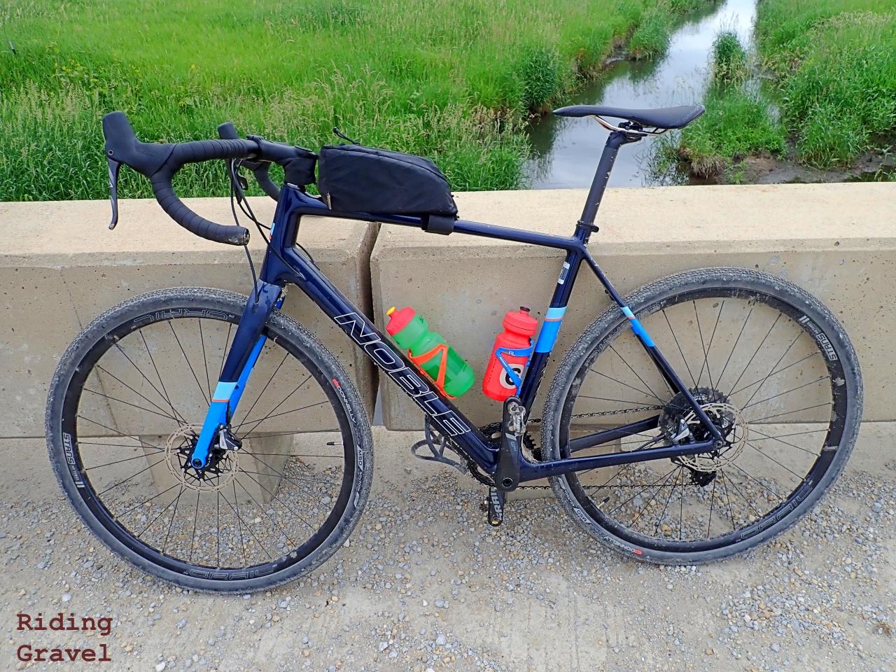 Noble Bikes GX5 Gravel Bike: At The Finish