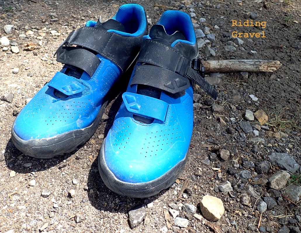 Giant Bicycles Line Shoes: Checkpoint
